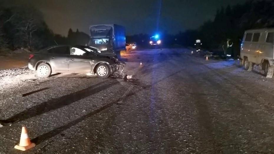 Врач из Ярославля погибла в ДТП под Вологдой из-за пьяного водителя