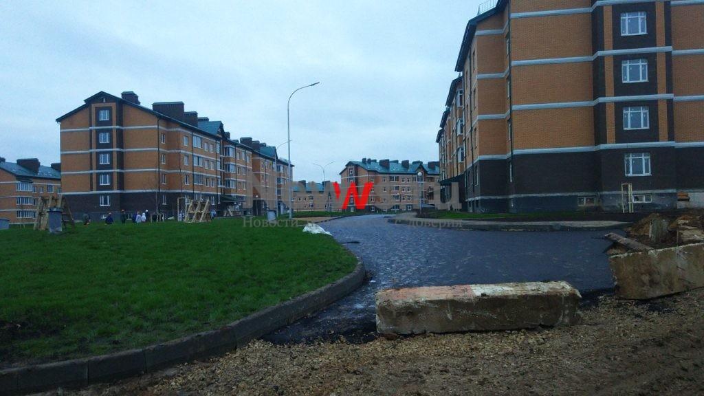 В ТиНАО завершено строительство еще трех корпусов в проблемном ЖК «Марьино Град»