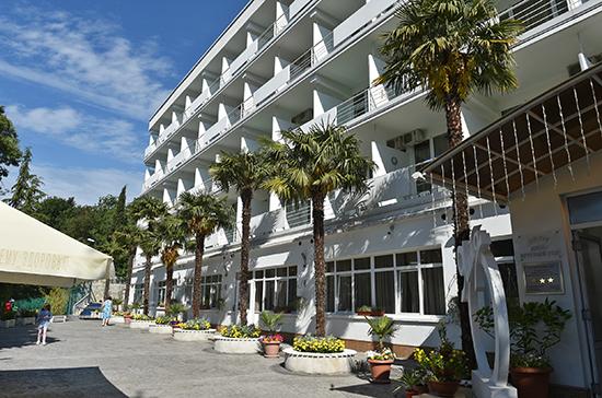 За оплату отдыха сотрудников на курортах компаниям хотят дать налоговые льготы