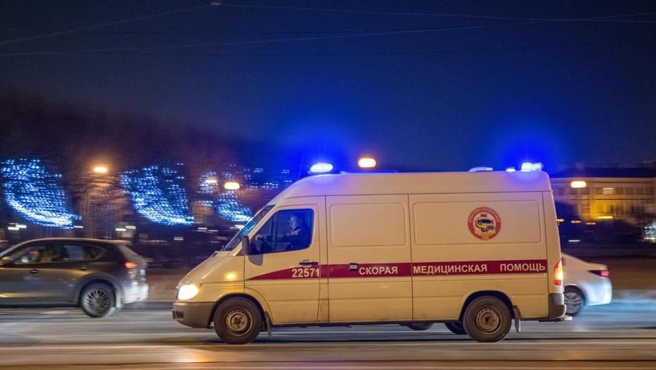 За сутки в Петербурге выявили 3,3 тыс. новых случаев коронавируса