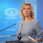 Захарова: Москва открыта к диалогу со всеми, кому нужна вакцина