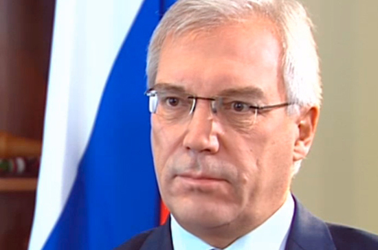 Замглавы МИД России обсудил с греческими коллегами двусторонние отношения