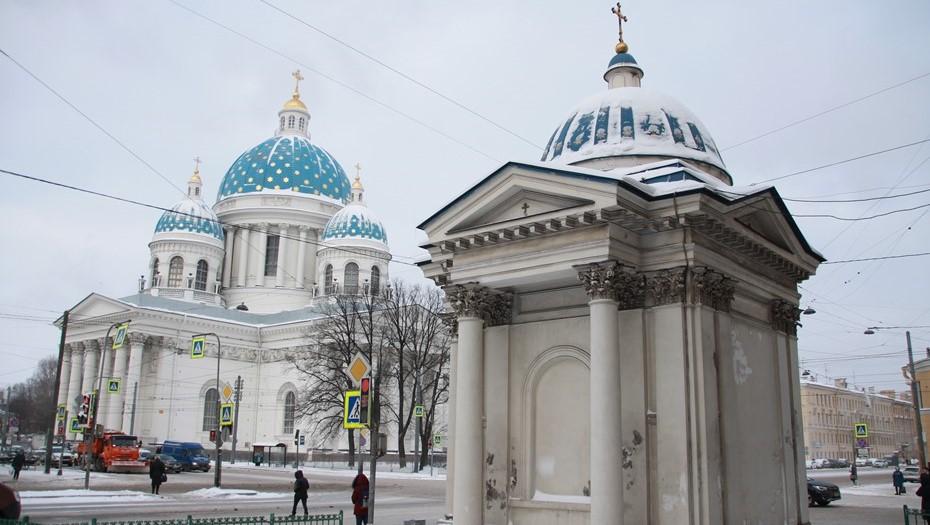 Ансамбль Троицкого собора отреставрируют до конца года