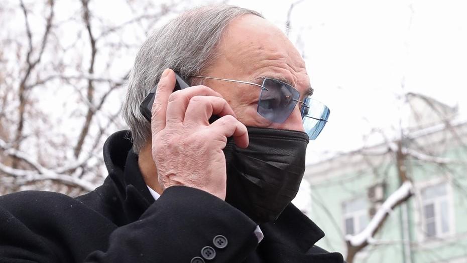 Боярского ищут из-за просроченного штрафа за нарушение ПДД