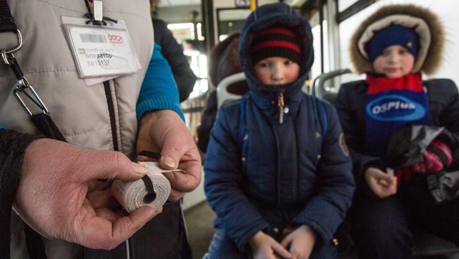 До16 истарше: зачем депутаты прописали детей в автобусах