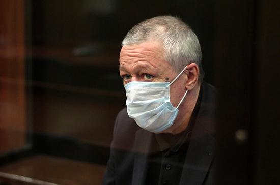 Ефремова этапировали в Москву в рамках следствия по делу о лжесвидетельствовании