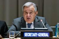 Генсек ООН предупредил мировое сообщество о росте неонацизма и ксенофобии