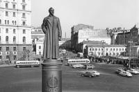 Голосование по установке памятника на Лубянской площади начнётся 25 февраля
