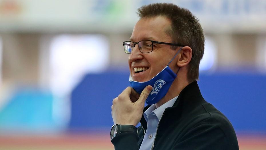 Иванов досрочно покинул пост главы Всероссийской федерации лёгкой атлетики