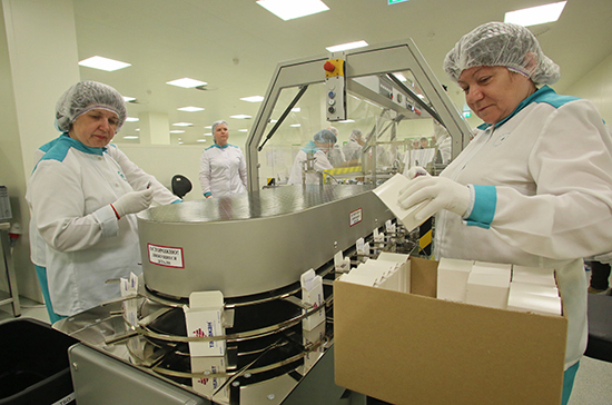 Кабмин установил порядок выдачи субсидий производителям лекарств