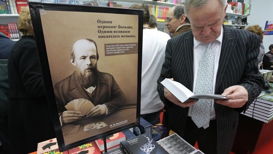 Книжный салон откроют на Дворцовой в конце мая