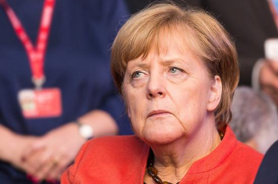 Меркель заявила о третьей волне COVID-19 в Германии