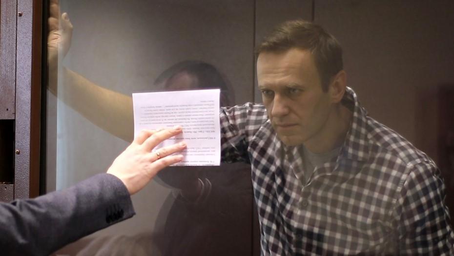 Мосгорсуд признал законной замену условного срока Навальному на реальный