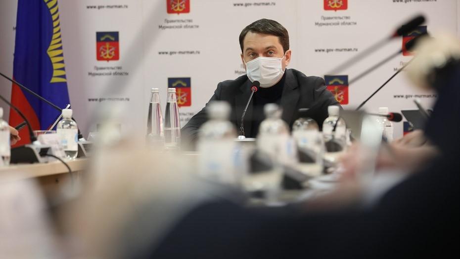 Мурманский губернатор сообщил о смягчении ограничений с 24 февраля