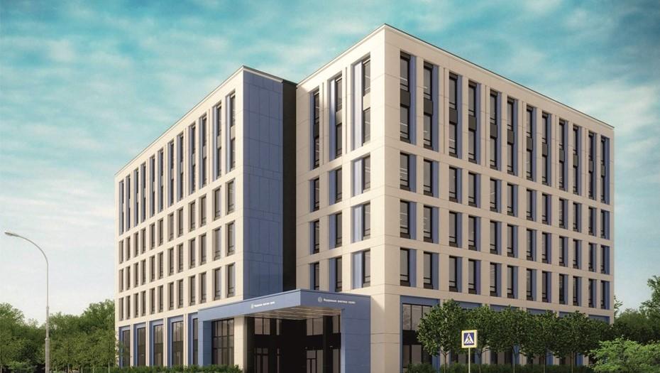 Налоговикам Петрозаводска построят семиэтажное здание в центре города