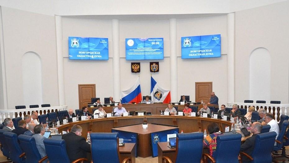 Новгородская облдума скандально изменила порядок выборов депутатов