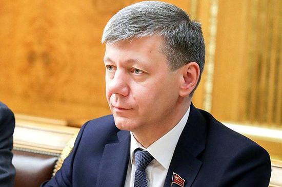 Новиков оценил заявление главы МИД Финляндии о сохранении диалога России и Евросоюза