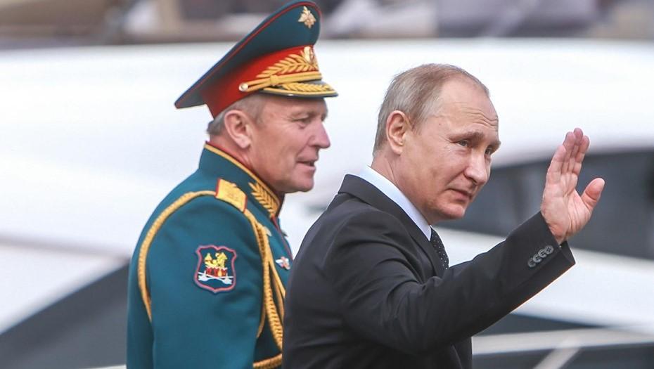 Песков высказался о генеральском звании для Путина