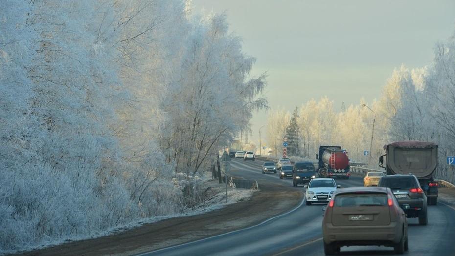 Петербург установил новый температурный рекорд с начала зимы