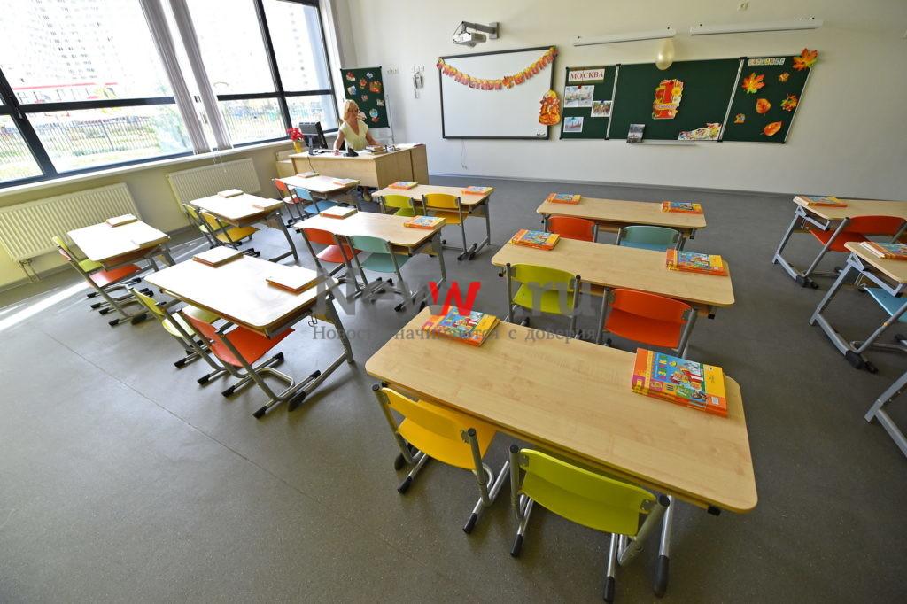В Щаповском поселении построят новое здание школы с дошкольным отделением на 950 детей