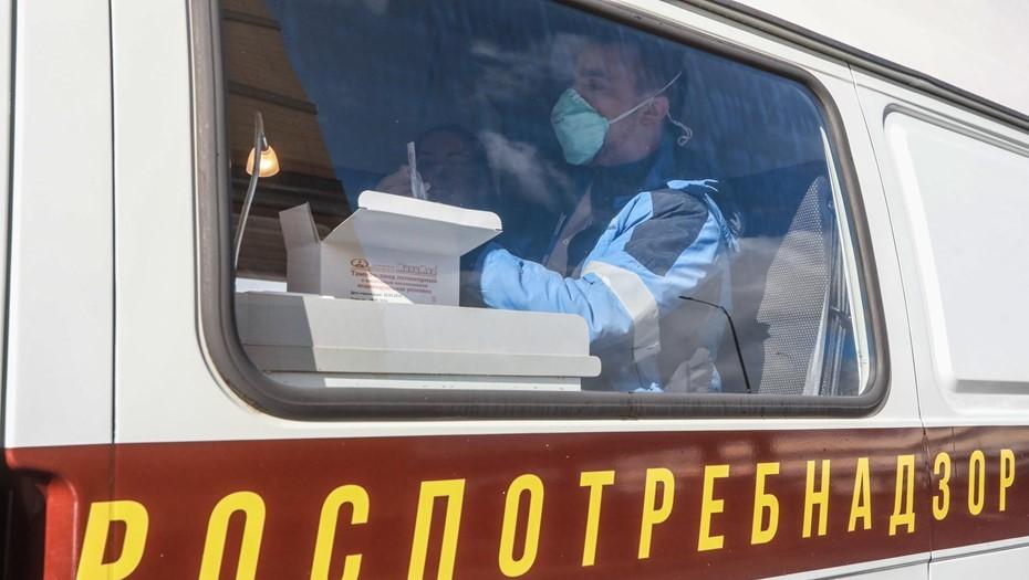 Почти 23 тыс. петербуржцев проверили на коронавирус