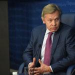 Пушков оценил планы США ввести новые санкции против России
