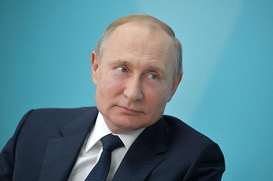 Путин рассчитывает на развитие отношений с Италией при новом премьере