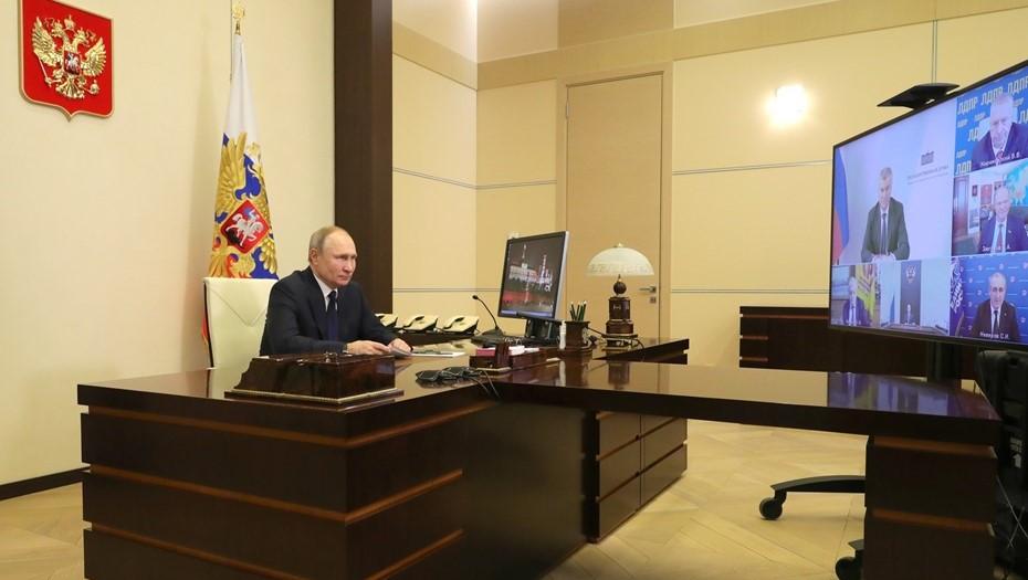 """""""Деградация политсистемы"""": Путину пожаловались на реформу Мурманской думы"""