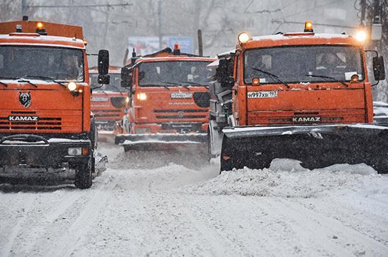 Синоптик: в Москве 13 февраля установлен рекорд по количеству осадков