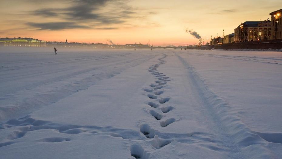 Спасатели предупредили жителей Ленобласти о 25-градусных морозах