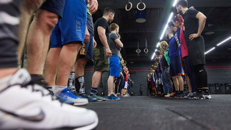 Клуб BackStage CrossFit