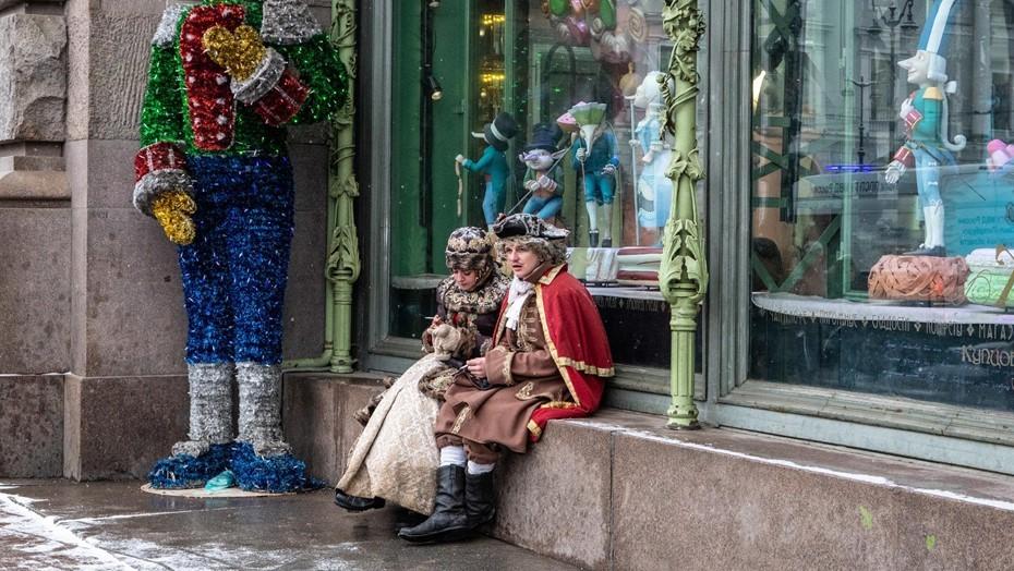 Туристам в Петербурге покажут арт-пространства и современное искусство
