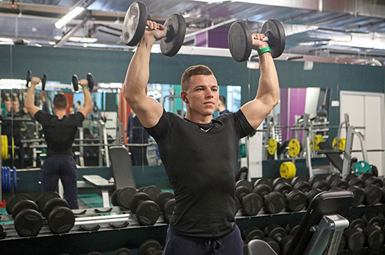 Уголовников не пустят работать в фитнес-клубах