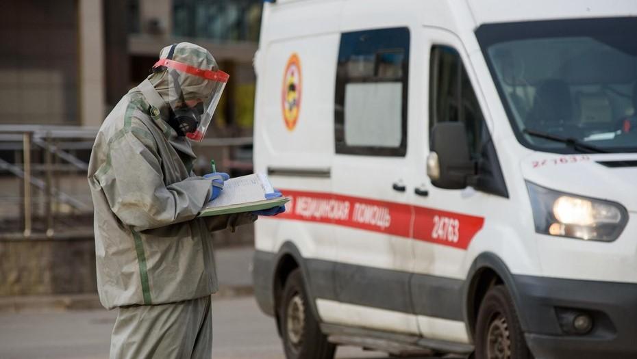 Уровень госпитализаций петербуржцев с COVID-19 упал до летних значений