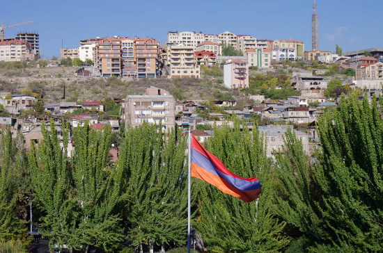 В Армении произошло землетрясение магнитудой 4,9