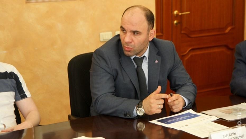 В Череповце задержан глава строительного холдинга Гарлем Заргарян