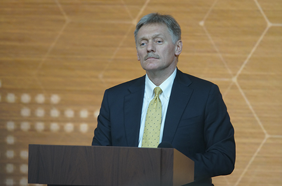 В Кремле указали на неверную трактовку слов Лаврова про разрыв отношений с ЕС