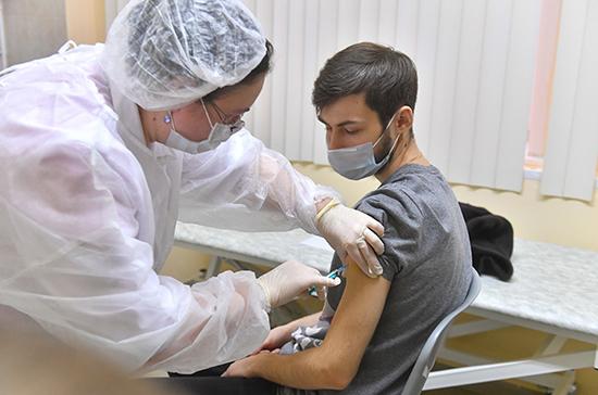 В Минздраве назвали побочные эффекты после вакцинации