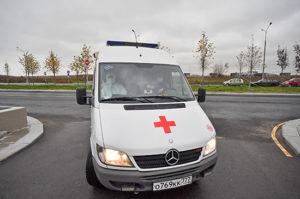 В московском ТЦ ребенок пострадал при обрыве аттракциона