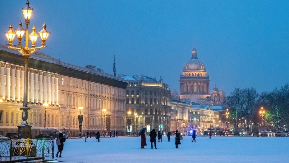 В Петербурге ожидается арктическое вторжение