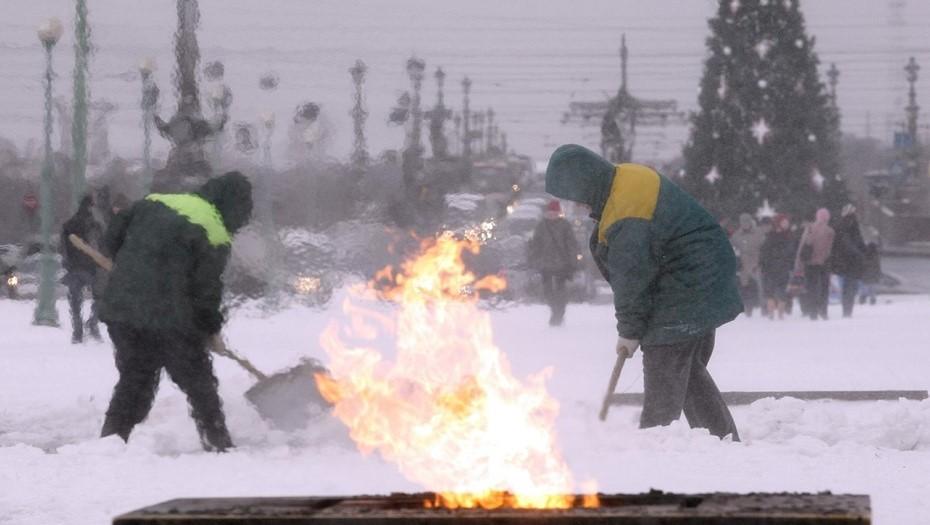 В Петербурге потух второй за ночь Вечный огонь, возбуждено уголовное дело