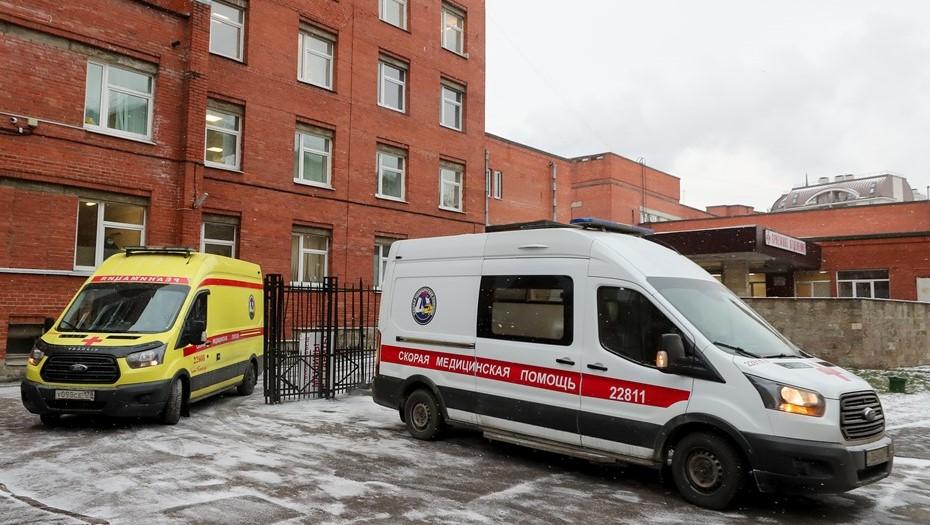 В Петербурге выявлен минимум новых случаев COVID почти за 4 месяца