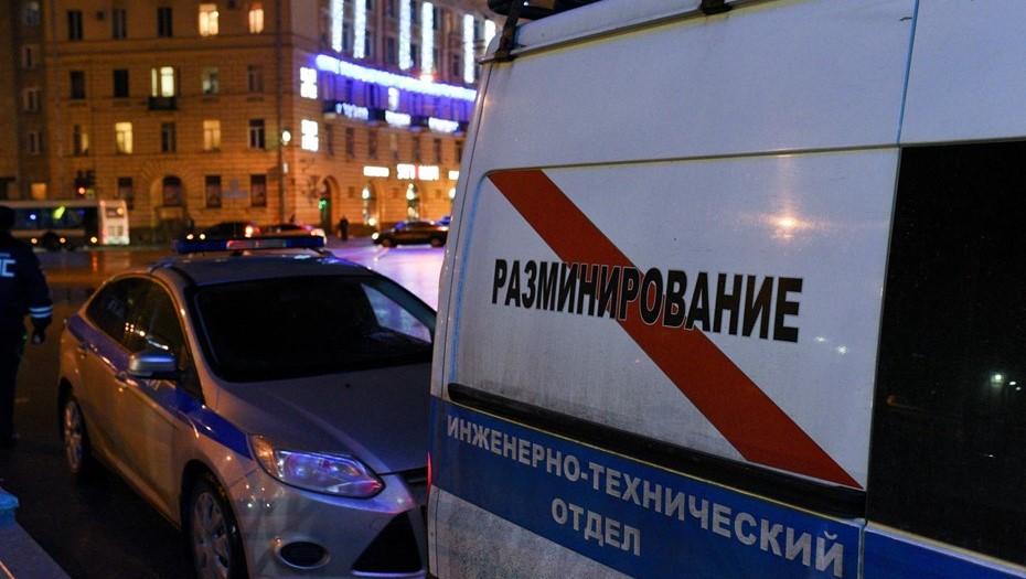 В Приморском районе задержали подозреваемую в лжеминировании отдела полиции
