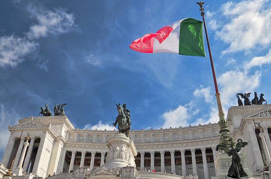 В ряде областей Италии вводят режим «оранжевой зоны» опасности COVID-19