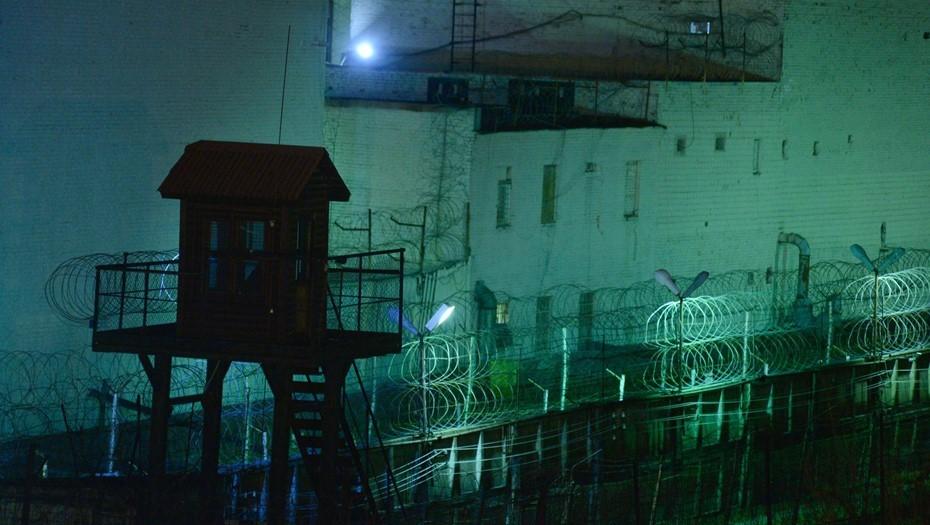 В России отбывают наказание в местах лишения свободы почти 500 тыс. человек