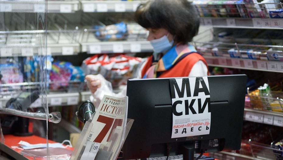 В Вологодской области сохранят масочный режим до окончания пандемии