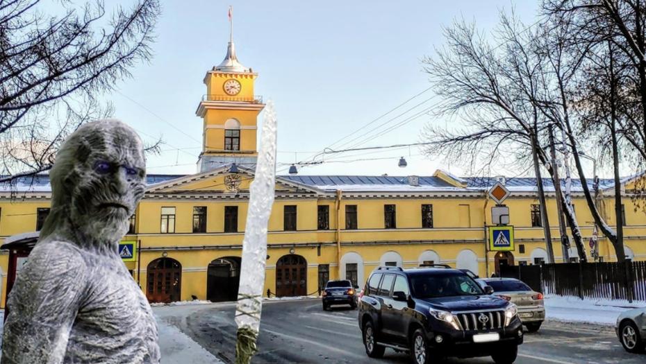 Жителей 20 домов в Колпино оставили без горячей воды и отопления