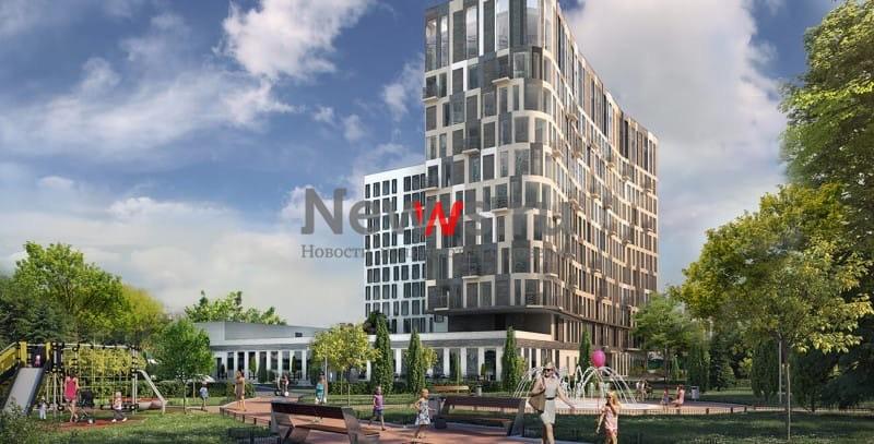 Апарт-комплекс Nord введен в эксплуатацию в районе Северный