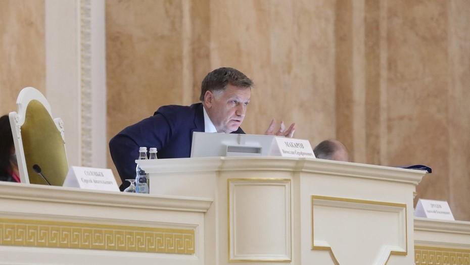 Беглов хотел бы видеть Макарова в Госдуме
