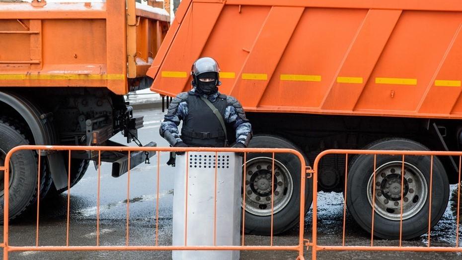 Беглов проигнорировал вопрос о перекрытиях улиц накануне митингов
